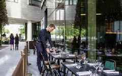 Working Lunch: We surf and turf at The Coal Shed, Tower Bridge