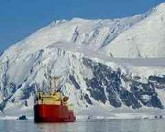 Antarctica has experienced increased snowfall over the last 200 years