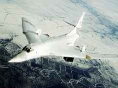 8 photos of the Tu-160M2, the new long-range super bomber that Russia's answer to the B-1B Lancer