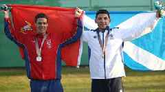 Scotland's McMath wins double trap gold