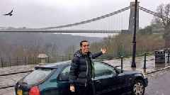 Car bought and driven to Bristol 'for less than train ticket'
