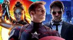 Marvel Movies and Marvel TV Need to Cross Over