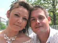 Husband kills his pregnant wife on their honeymoon by BITING, kicking and punching her to death