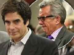 Trial begins in civil case where British man is suing David Copperfield for injury sustained in 2013
