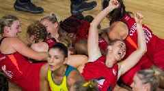 Commonwealth Games: England win netball gold on dramatic final day