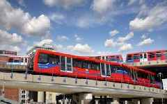 A big DLR strike will go ahead this week - over the London Marathon