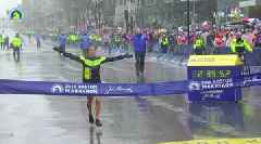 Des Linden Becomes First American Woman To Win Boston Marathon in 33 Years