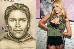Porn star Stormy Daniels releases sketch of man who 'threatened' her over Donald Trump 'affair'