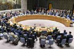 Syria, Iran and 'chaos in international relations'