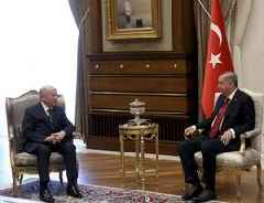 Turkish president surprised as ally calls for an early vote