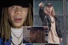 Fears grow as British rapper goes missing after leaving recording studio and all social media accounts deleted