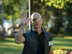 Jeff Bezos explains why he will never be satisfied with Amazon's success (AMZN)