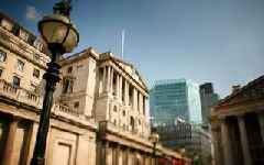 The Old Lady of Threadneedle Street moves with the fintech times