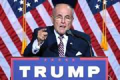 Rudy Giuliani joining Trump's legal team