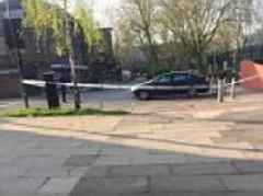 Man is knifed to death in London's 39th fatal stabbing of the year