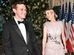 Trump state dinner: President and Melania host French leader Macron at White House
