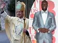 Archbishop of Canterbury takes inspiration from Stormzy preparing for Harry and Meghan's wedding