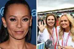 Spice Girls star Mel B reveals what she gets up to when 'no one's around' and hints at reunion tour which could include West Country