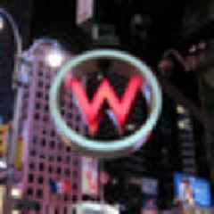 Staying at the W New York — Times Square