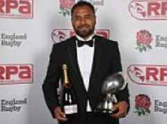 Leicester full-back Veainu named Rugby Players' Association players' player of the year