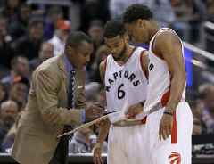 Report: Raptors' Dwane Casey Voted Coach of the Year by Coaches Association