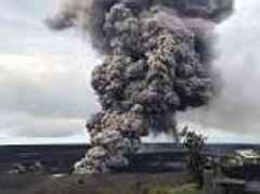 National park surrounding Hawaii volcano closed for fear it will erupt explosively