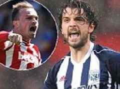 Premier League relegated XI: The best players from Stoke, West Brom and Swansea this season