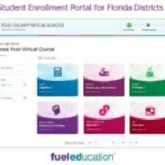 Fuel Education Enables Polk County, Florida Students to Self-Enroll in District Online Courses