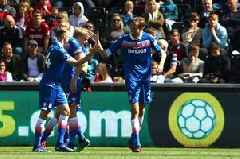 Stoke teenager tips cap to fans and teammates after final day debut