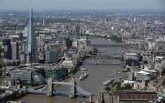 Central London office take-up increased four per cent