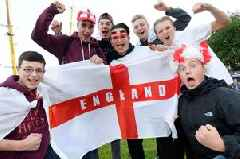 Football fans urged to wave the flag of St George at World Cup in Russia