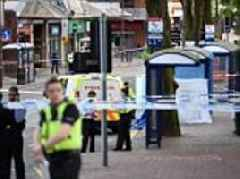 Sutton Coldfield teen is stabbed to death sparking police manhunt