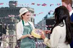 Supermarket launches £7 version of Royal Wedding cake in time for the big day