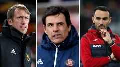 Who next for Swansea City manager's hot seat after Carlos Carvalhal?