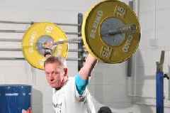 Ian battles back from injury to lift British Masters title