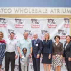 Children's National Dedicates Costco Wholesale Atrium in Recognition of 30-Year Partnership