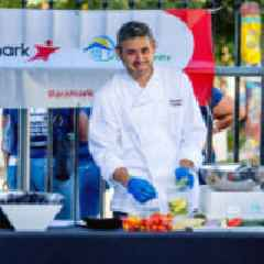 "Experts from Aramark and the American Heart Association Share Delicious Ways to ""Veg Out"" and Take a Bite out of Summer"