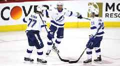 Stanley Cup Playoffs: Lightning Even Eastern Conference Final in Game 4