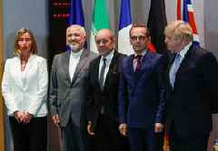 French minister: EU could compensate firms hit by U.S. sanctions over Iran