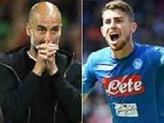 Big Six's transfer plans: Manchester City chase Jorginho while Anthony Martial could leave United
