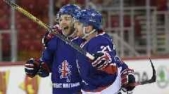 World Ice Hockey Championship: Great Britain in group with US and Canada