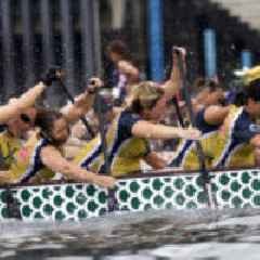 Dragon Boat Festival Kicks Off Summer Celebrations in Hong Kong; Teams from Denver and New York to Represent the United States