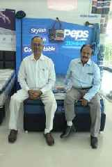 Peps Industries Felicitated with Speciality Retailer Award