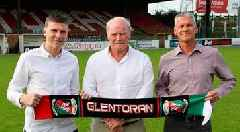 Ronnie McFall to stay as manager in brand new Glentoran managerial team