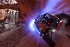 Onrush is basically Overwatch on wheels