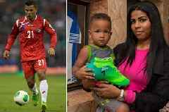 Murdered Panama midfielder should have been at World Cup to play vs England - heartbroken widow reveals family's pain