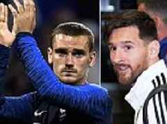 Lionel Messi believes Frenchman Antoine Griezmann can help fire Barcelona to glory