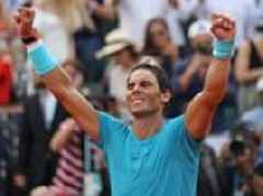 The King of Clay! Rafael Nadal wins his 11th French Open title after seeing off Dominic Thiem