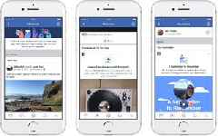 Facebook is launching a new memories page to remind you of the days when Facebook was good