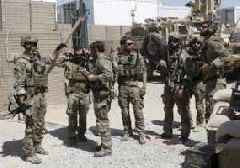 10 Afghan soldiers killed, five others wounded in Taliban attack